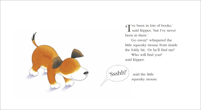 What does Haruki Murakami have in common with Kipper The Dog?……..