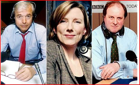 Radio 4 Today Programme Presenters