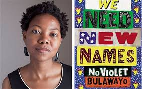 NoViolet Bulawayo - probably the best author's name in the world!