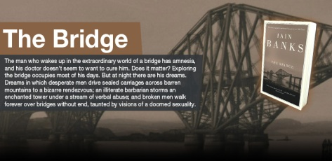 The Bridge by the Great Man - nominated for the Scottish Book Trust Best Book of Last 50 Years