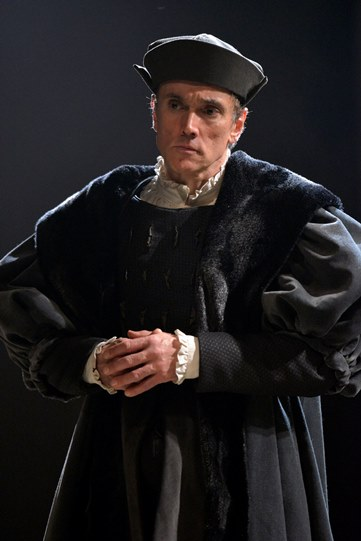 Ben Miles as Thomas in the RSC production of Wolf Hall and Bring Up The Bodies