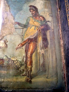 .....Or is Priapus just pleased to see you?!!!