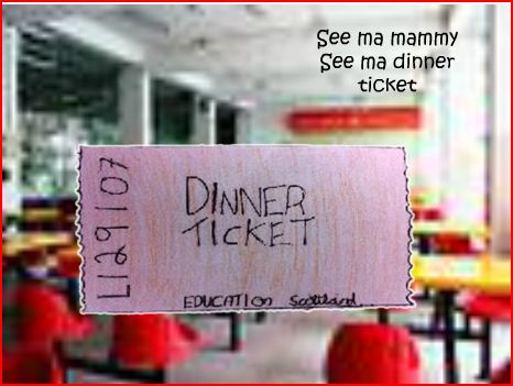 lament For A Lost Dinner Ticket