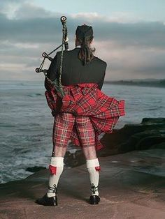 The poster boy of the Sexy Scotland Book List!