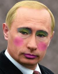 Putin misinterprets advice to soften his image in the West!!!!