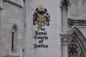 The Royal Courts of Justice - where decisions and made and where lawyers made a lot of money!